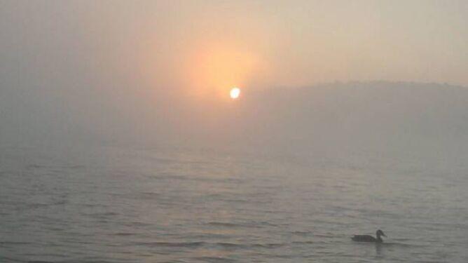 Zdjęcie wykonane o świcie