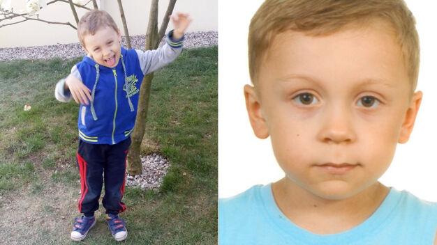 Co wiemy w sprawie zaginięcia 5-letniego chłopca z Grodziska