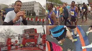 Doping z fletem, prywatny zając i sprint przed metą