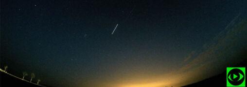 """""""Statki kosmiczne nad naszymi głowami"""". Na Kontakt 24 przychodzą niezwykłe zdjęcia"""