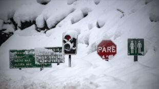 U nas upały, w Chile śnieg i mróz