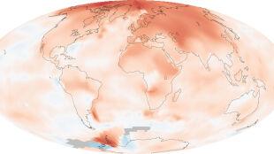 Arktyka ociepla się szybciej niż reszta świata