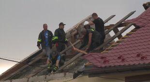 Wójt gminy Tarnów o zniszczeniach w regionie